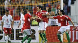 Hungary Vrs Malta Andrei Agius No 4