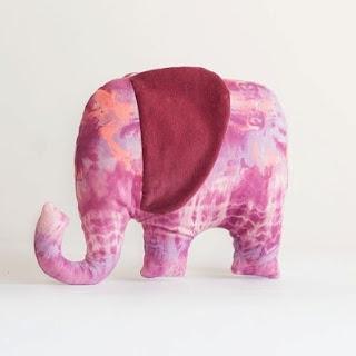 https://www.etsy.com/listing/231686545/psychedelic-elephant-nursery-softie