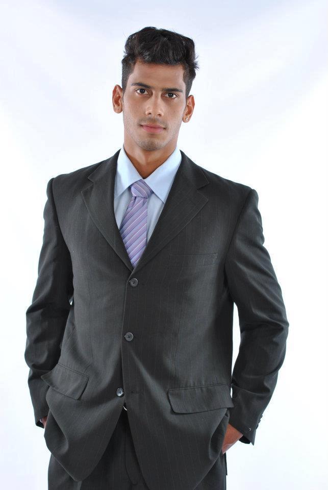 Lázaro Silva é o novo Mister Alagoas NE 2012