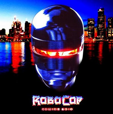 vuelve Robocop