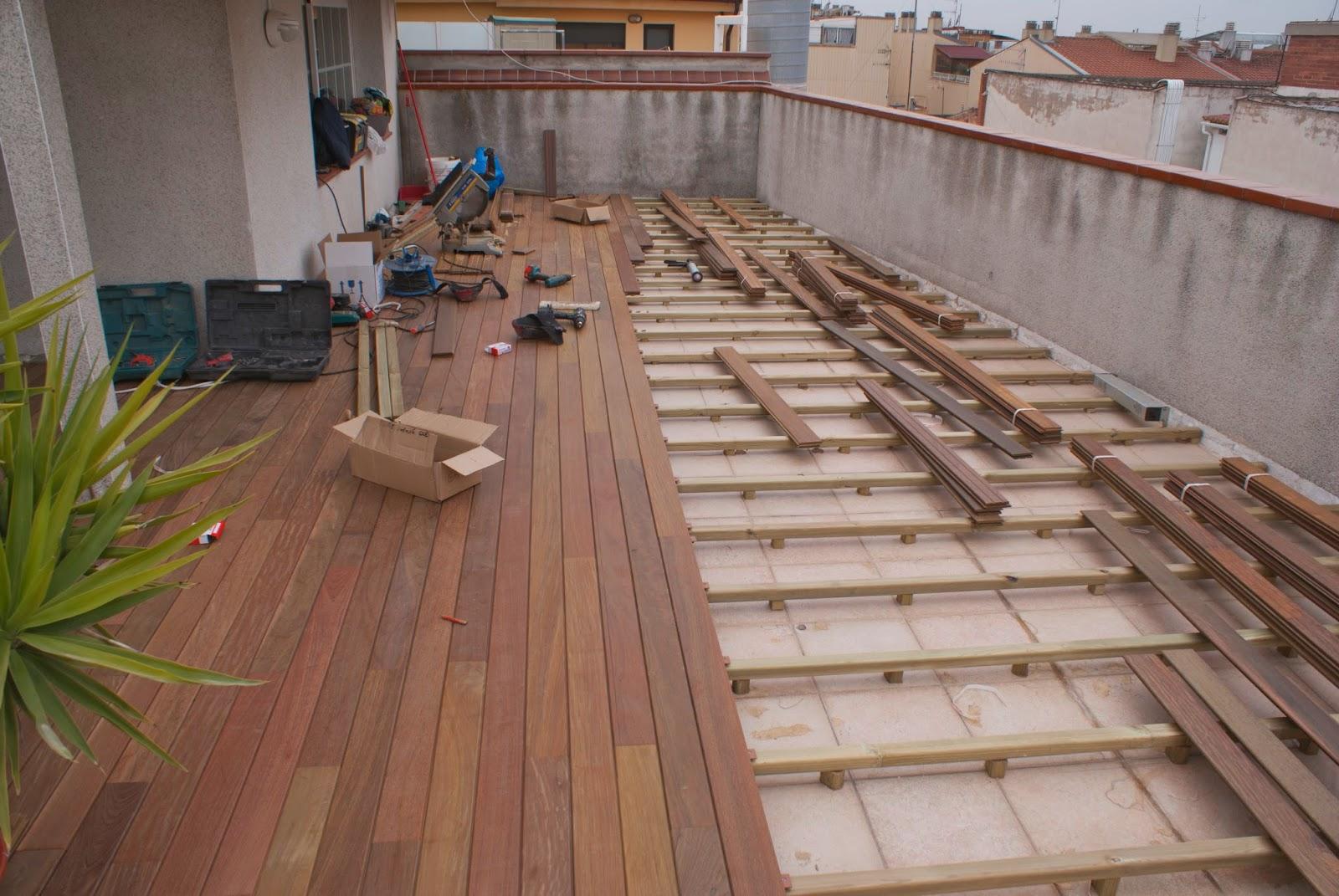 Suelo exterior barato suelo porcelnico imitacin madera - Suelo barato interior ...