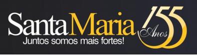 Parabéns nossa querida Santa Maria pelos seus 155 anos!