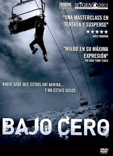 Ver Película Bajo Cero (Frozen) Online Gratis (2010)