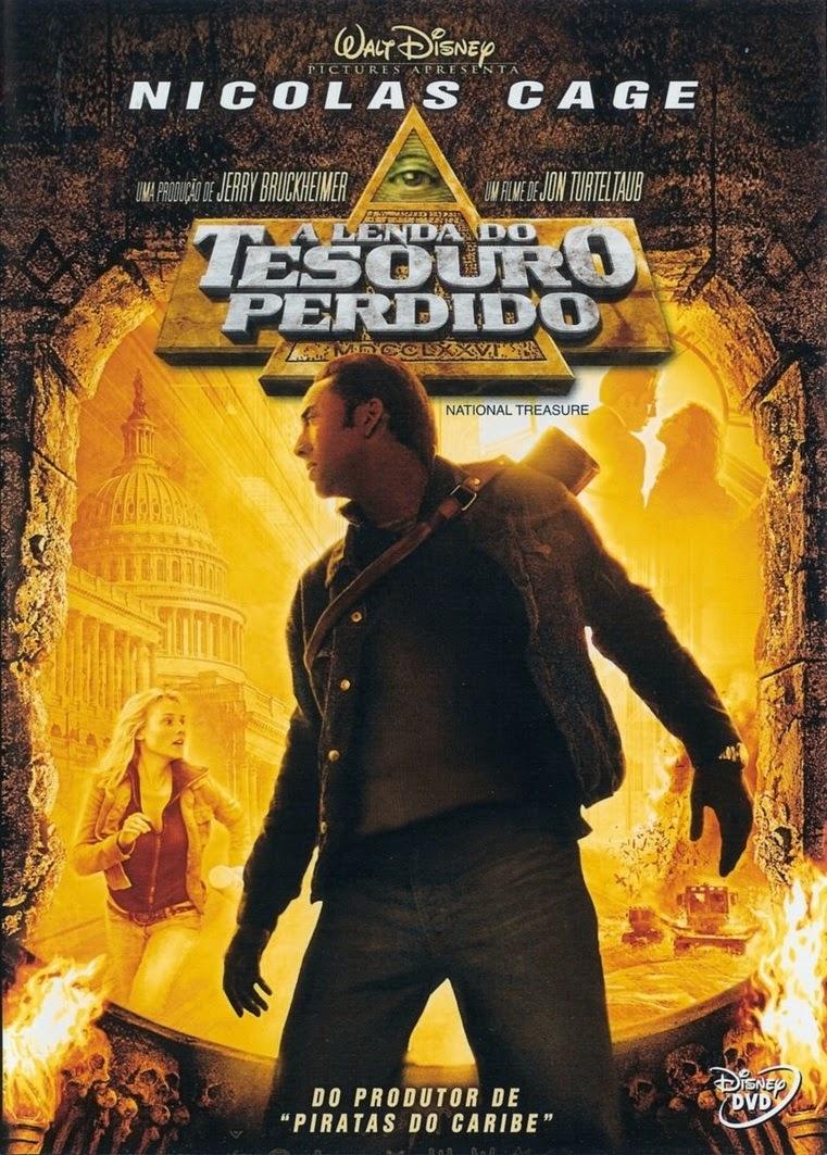 A Lenda do Tesouro Perdido – Dublado (2004)