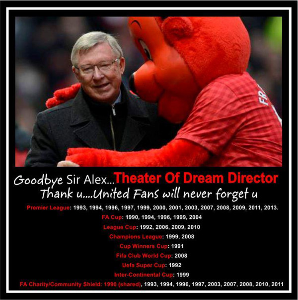 [QuachBen.com - QuachBen's Blog] Sir Alex Ferguson - Lòng tôn kính