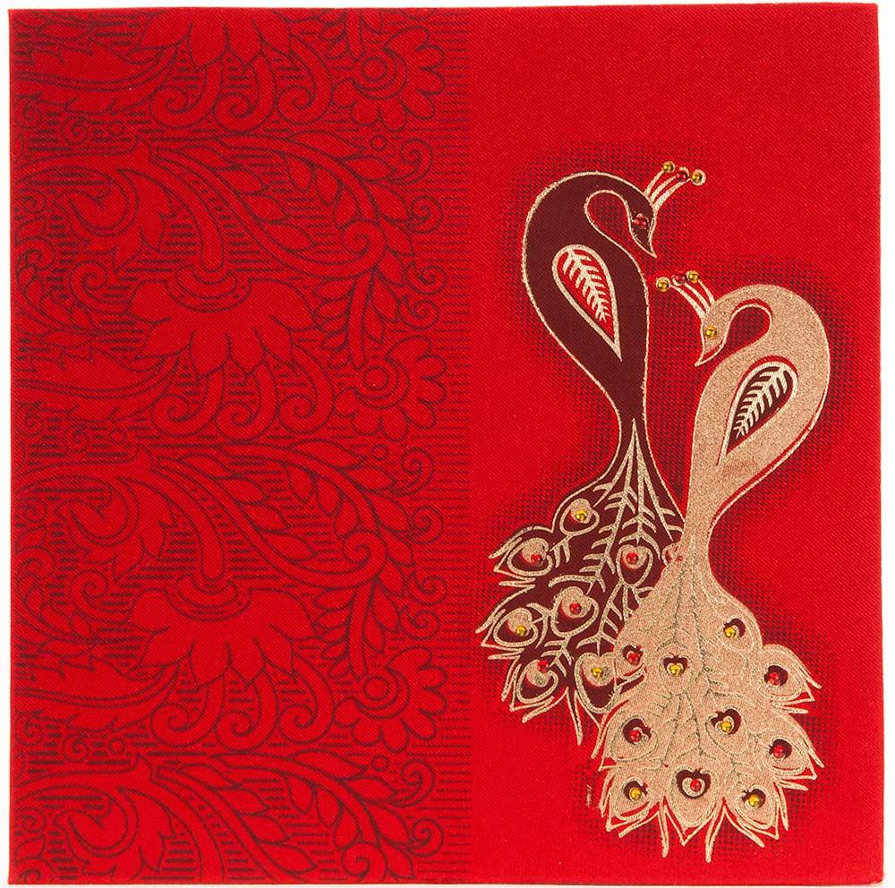 Wedding Celebration – Classic Indian Wedding Cards