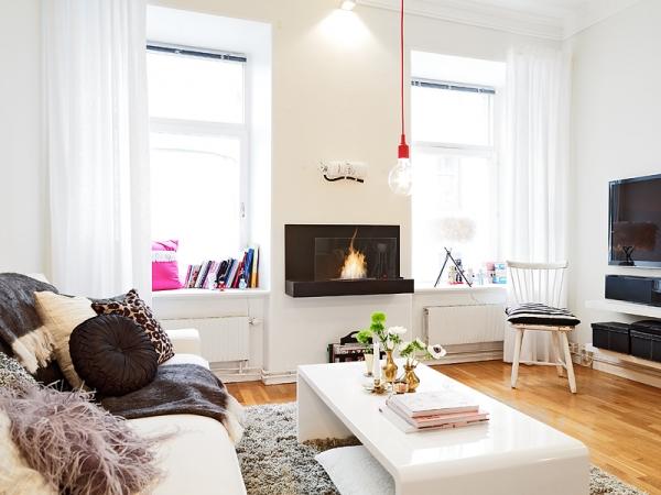 Boho Deco Chic: Un piso del S.XIX ACTUAL Y Nu00d3RDICO en Estocolmo