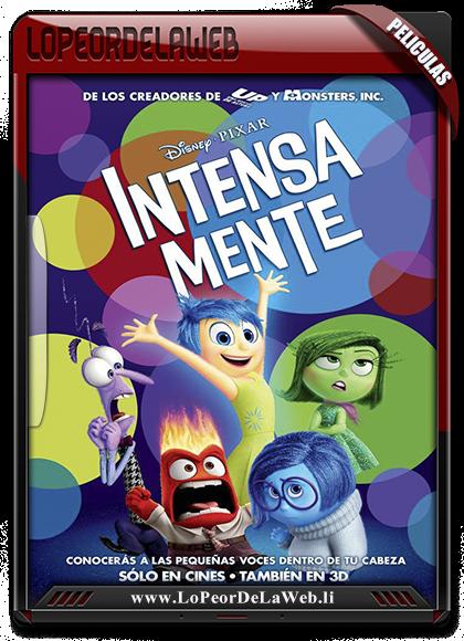 Intensamente BRrip 720p Latino 2015 [Mega]