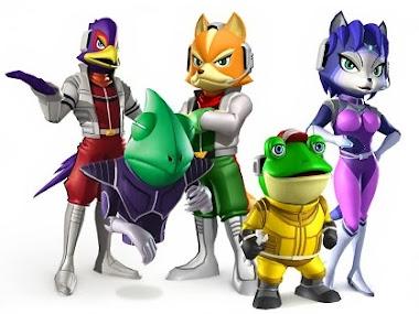 El equipo Star Fox: