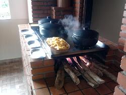 Almoço Caipira Sitio Rio Das Pedras