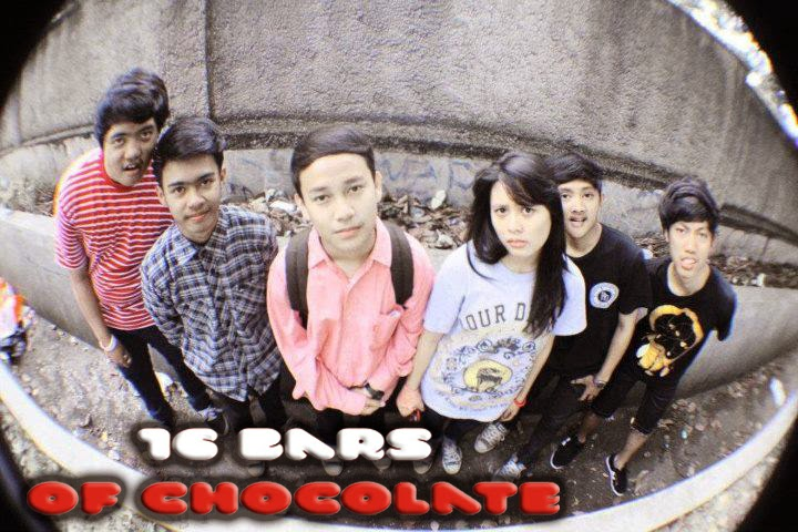 16 Bars Of Chocolate Band Post Hardcore Bandung Female Vocal Foto Personil Logo Wallpaper