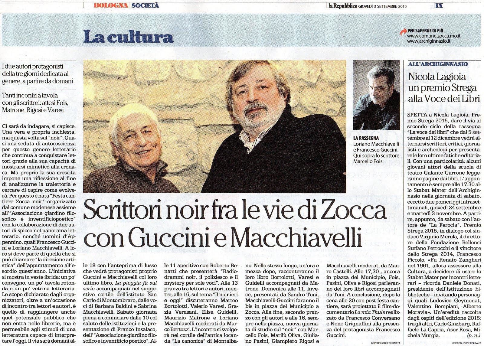 Repubblica del 3/09/2015