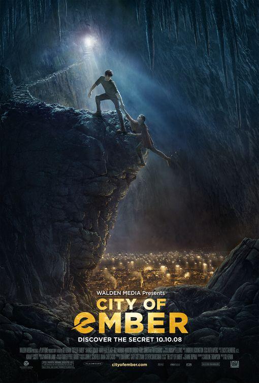 City of Ember: en busca de la luz (2008)
