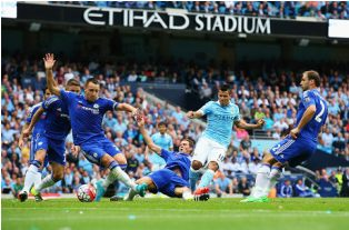 Manchester City vs Chelsea 3-0 Video Gol