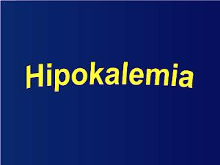 Hipokalemia e Hipocalcemia