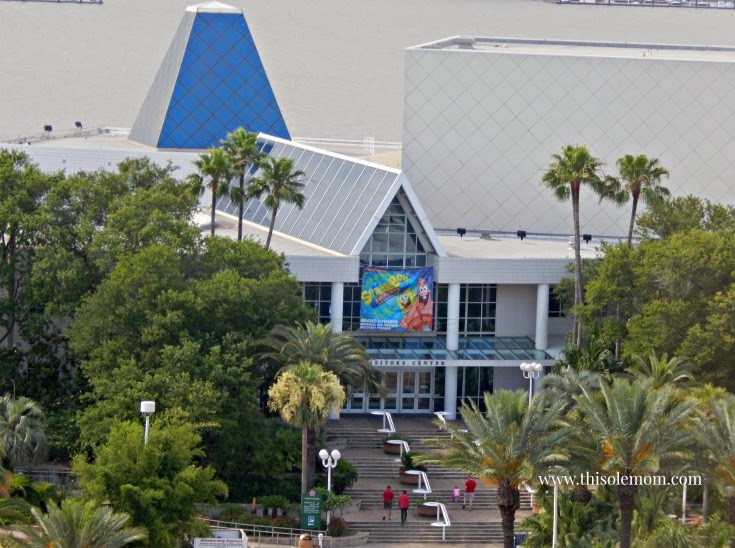 Moody gardens review by kim seghers nickelodeon for Moody gardens hotel