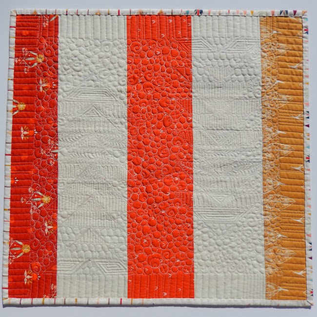 Arrow Bird by Afton Warrick @ Quilting Mod