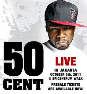 konser 50 cent di jakarta