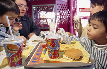 The Big Benefits of Family Meals