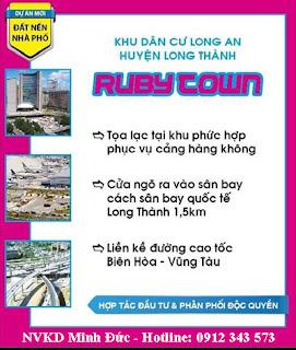 RUBY-TOWN-dat-nen-san-bay-quoc-te-LONG-THANH-gia-re