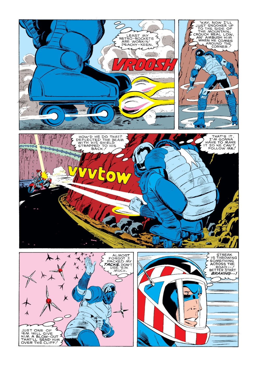 Captain America (1968) Issue #318 #246 - English 20