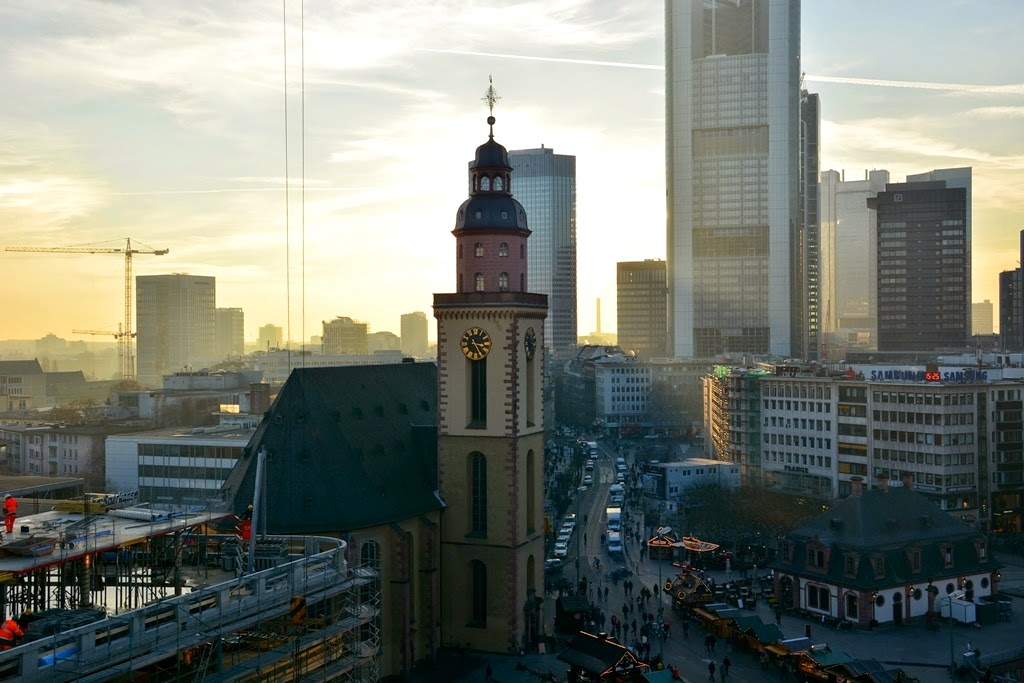 Frankfurt am Main, Germany, Photographer Xenia Metelski