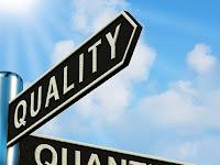 Lebih Penting Mana, Kualitas Atau Kuantitas Artikel Untuk Meningkatkan Traffic / Kunjungan Blog. Apa Keuntunganya??