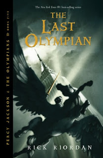 Review- The last Olympian