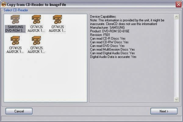 CloneCD 5.3.1.4  Full Program İndir