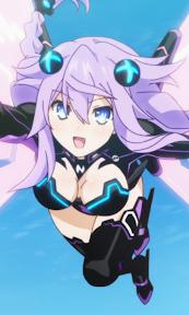 neptunia Hyperdimension Neptunia