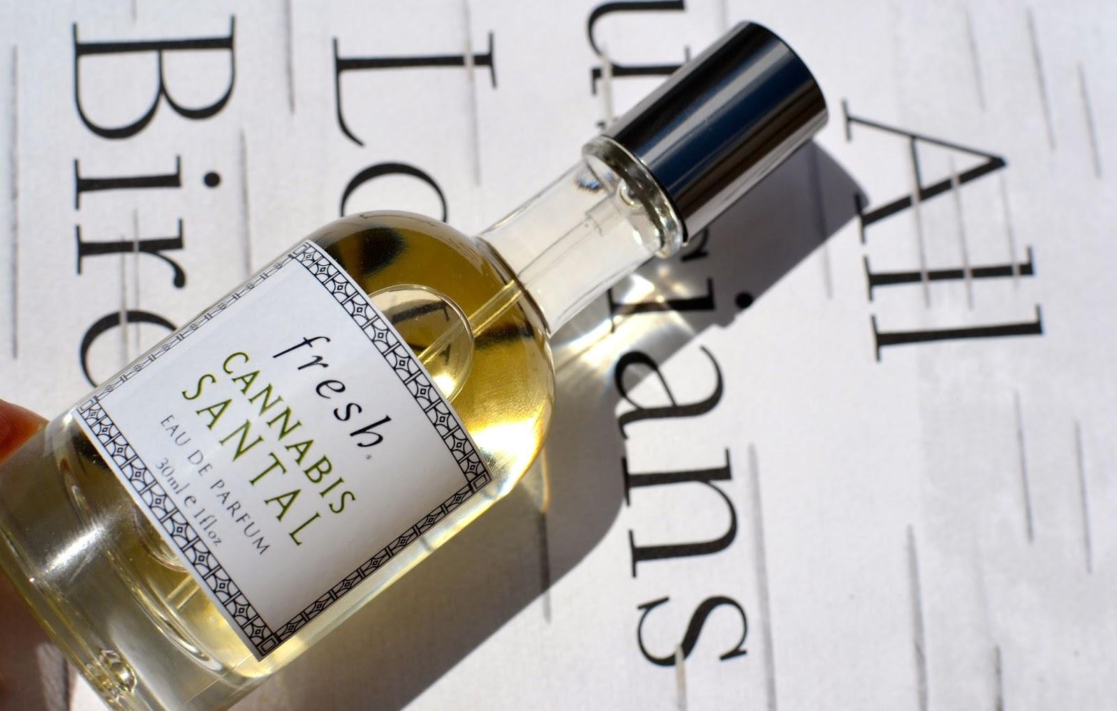 Cannabis Santal perfume