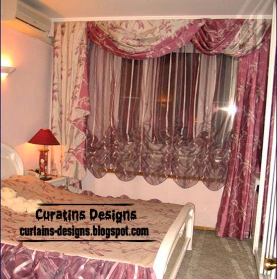 Luxury bedroom curtains and drapes designs ideas colors Curtain designs for bedroom