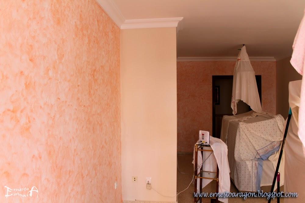 Ernesto arag n pintura para el hogar encerado para la - Colores de pinturas para paredes exteriores ...