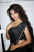 Actress Bhanu Hot photos in black-thumbnail-13