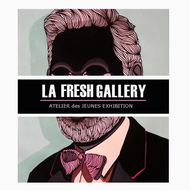 José Álvarez Pérez, La Fresh Gallery, Basement People, Illustration, Ilustración, Atelier des Jeunes
