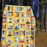 American Jane Courthouse Steps Quilt