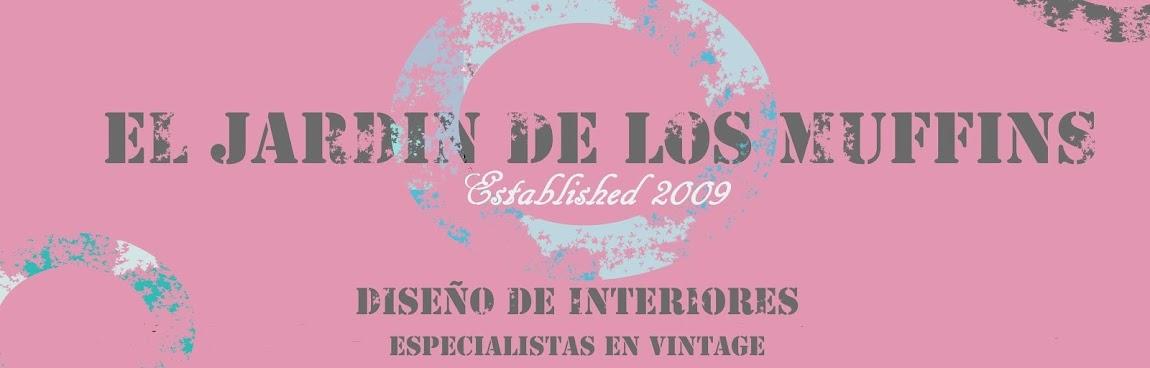 EL JARDIN DE LOS MUFFINS: Blog de Interiorismo y Decoración Vintage.