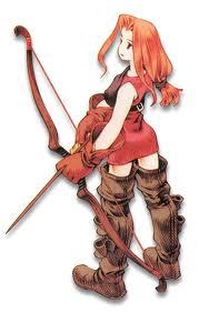 final fantasy tactics archer female
