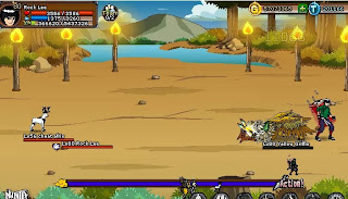 BUG Thanksgiving Ninja Saga New