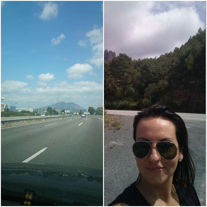 hiszpania,autostraday w hiszpani,zieleń,roślinnośc hiszpani,Barcelona,jak wygląda barcelona,co zwiedzić w Barcelonie