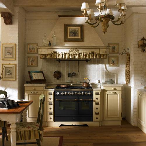 Coisa da paty inspira o em cozinhas r sticas - Cocinas antiguas rusticas ...