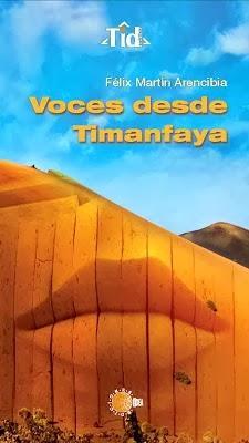 VOCES DE TIMANFA DE Felíx Martín Arencibia
