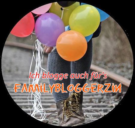 Ich schreibe für das Family-Bloggerzin!