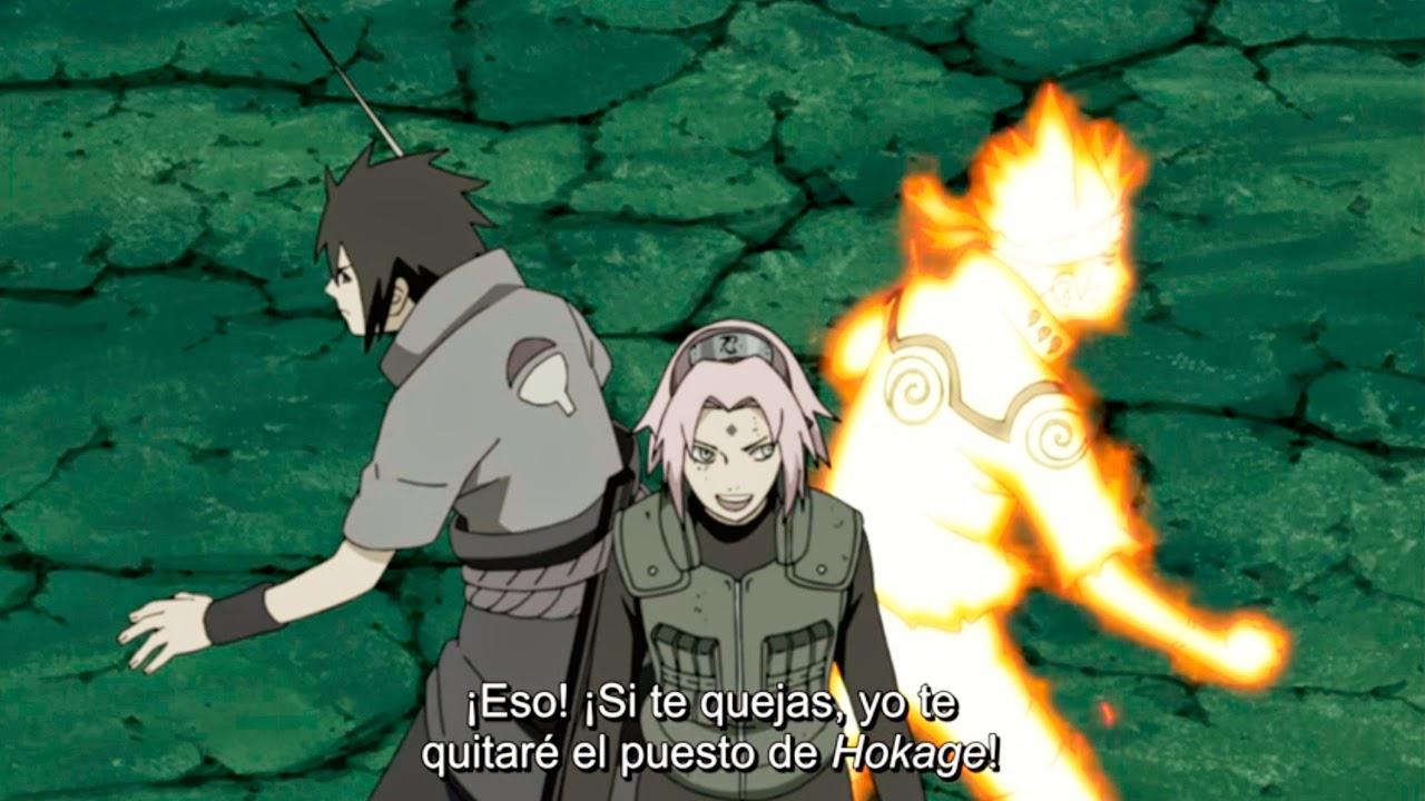 Naruto Shippuden capitulo 373 -3