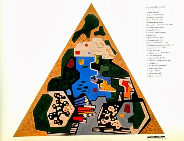 ландшафтная архитектура Роберто Бурле Маркс