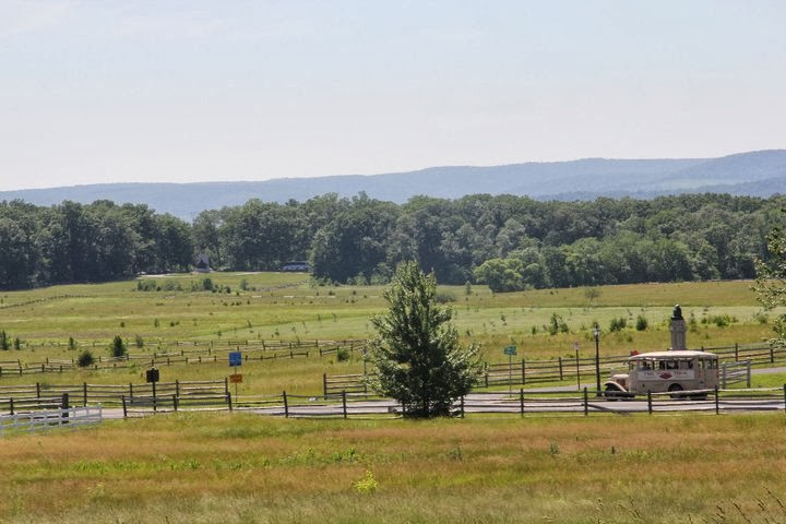 Gettyburg Battlefield
