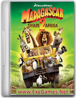 Madagascar Escape 2 Africa PC Game