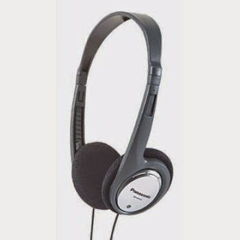 eBay: Buy Panasonic RP-HT030 Headphone at Rs.359