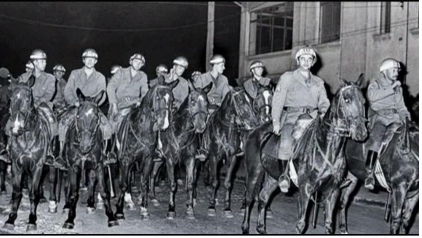 Cavalaria na Cobrasma