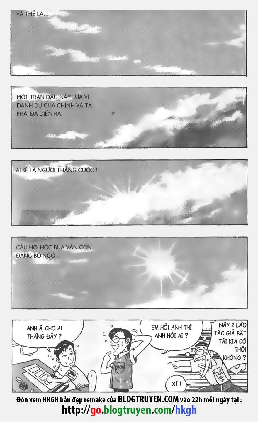 Hiệp Khách Giang Hồ - Hiệp Khách Giang Hồ Chap 056 - Pic 3